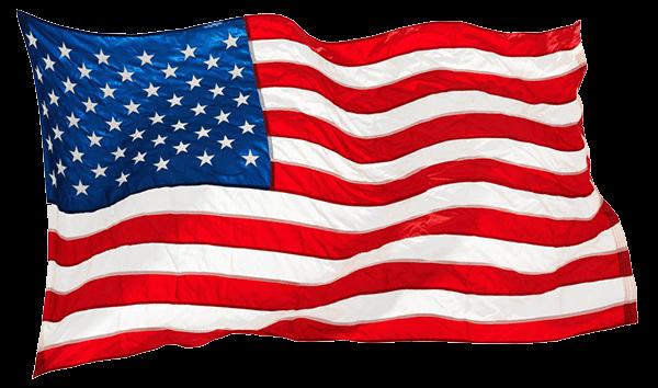 american flag web