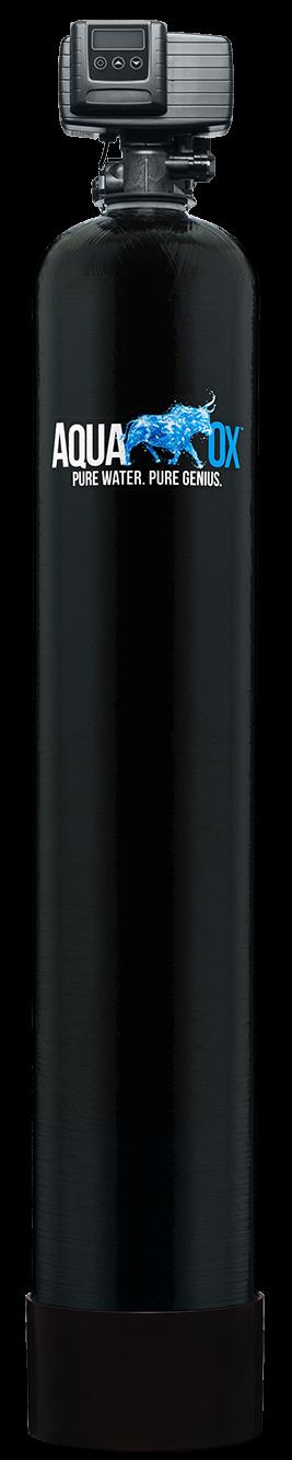 AquaOx tank iphone